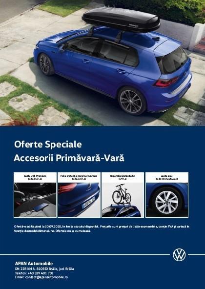 Accesorii de sezon Primăvară – Vară Volkswagen