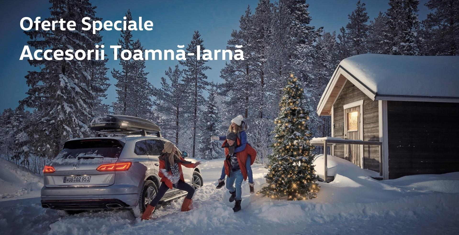 Accesorii de toamna-iarna Volkswagen